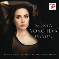 Sonya Yoncheva - Handel by Sonya Yoncheva image