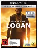 Logan (4K UHD + Blu-ray) DVD
