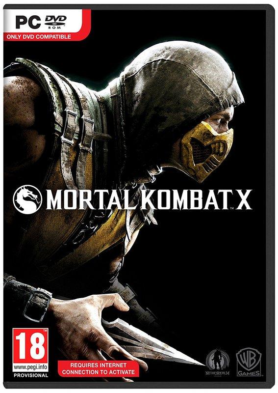 Mortal Kombat X for PC
