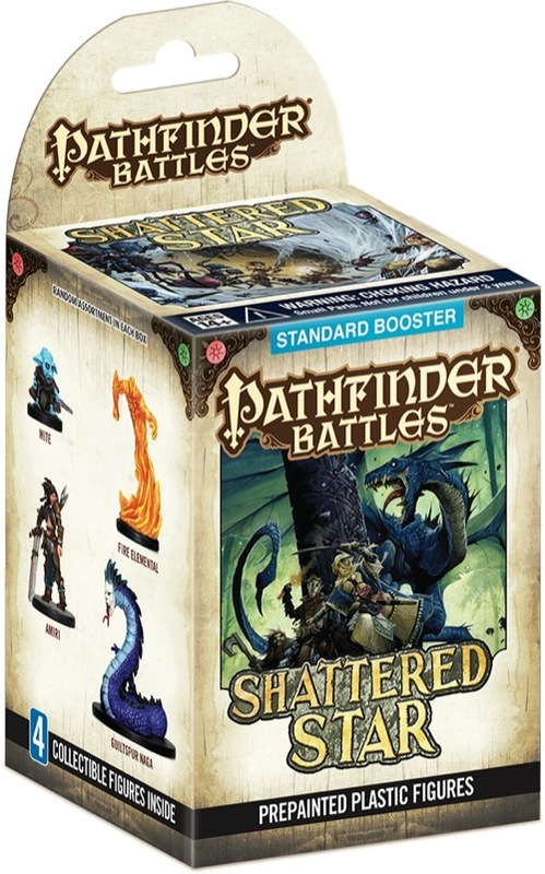 Pathfinder Battles: Shattered Star Booster Pack