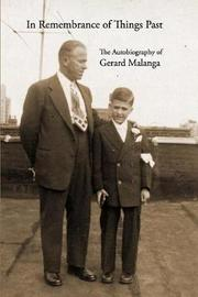 In Remembrance of Things Past by Mr Gerard Malanga image