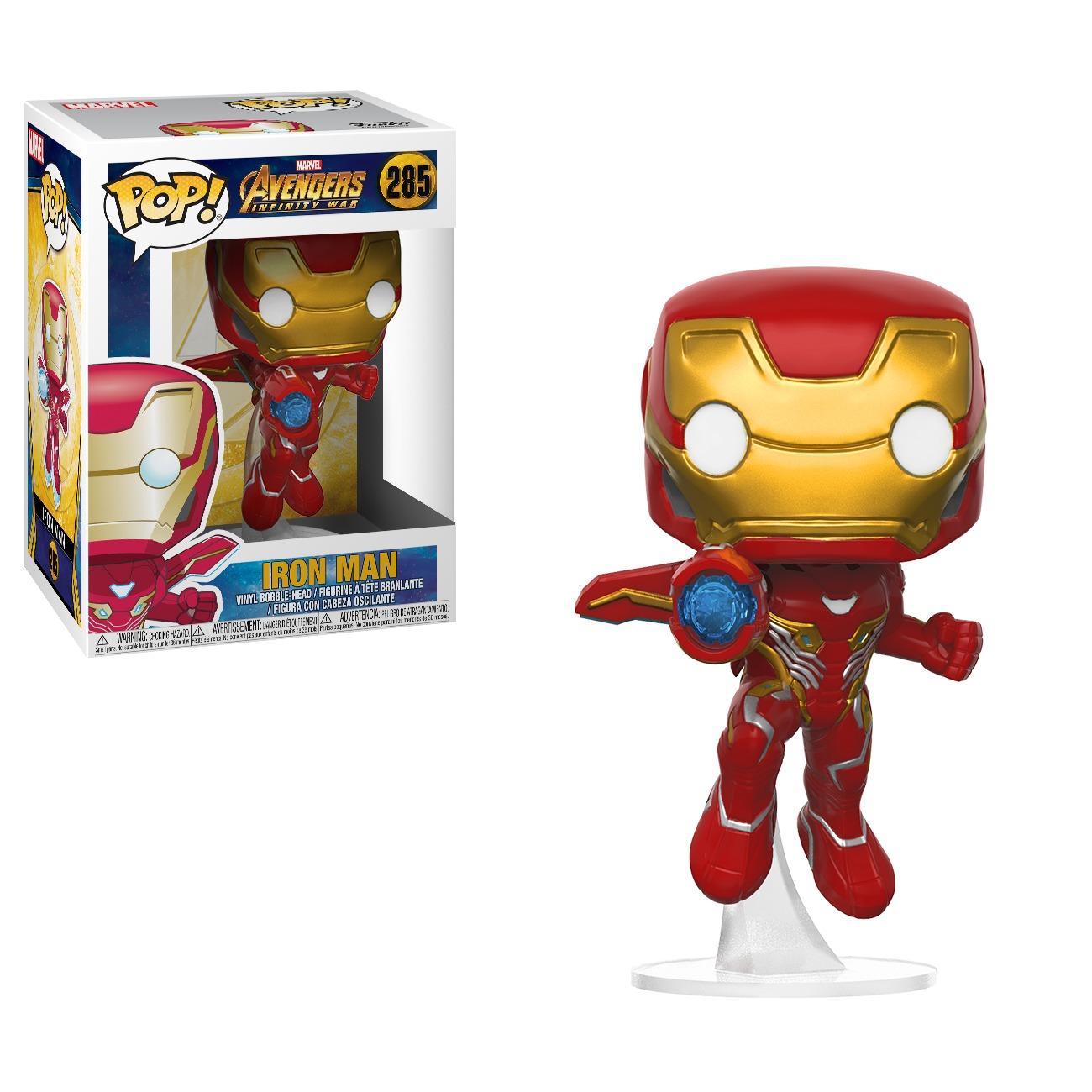 Avengers: Infinity War - Iron Man Pop! Vinyl Figure image