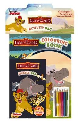 The Lion Guard: Activity Bag (Disney)