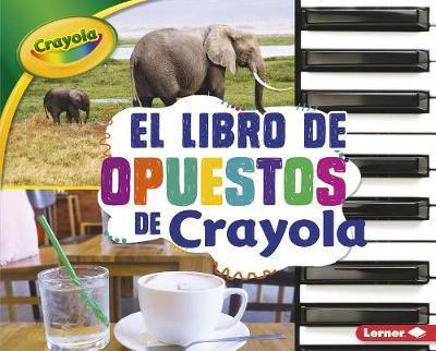 El Libro de Comparar Tama os de Crayola (R) (the Crayola (R) Comparing Sizes Book) by Jodie Shepherd image