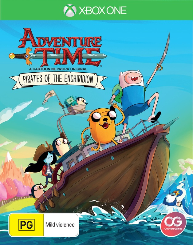 Adventure Time: Pirates of the Enchiridion for Xbox One
