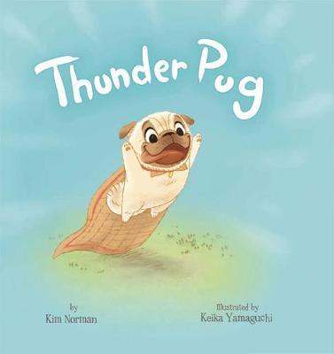 Thunder Pug by Kim Norman image