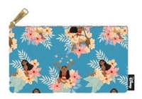 Loungefly: Moana - Flower Print Pencil Case