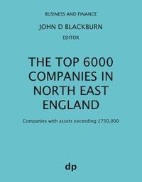 The Top 6000 Companies in North East England