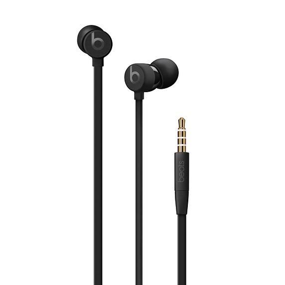 Beats: urBeats3 Earphones with 3.5 mm Plug - Black
