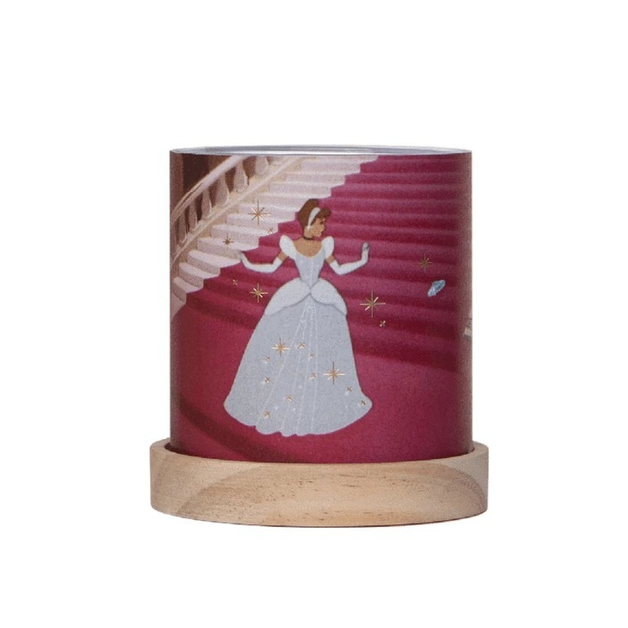 Disney: Mini Glass Lantern - Cinderella