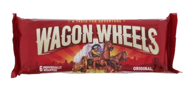 Wagon Wheels Original Biscuits