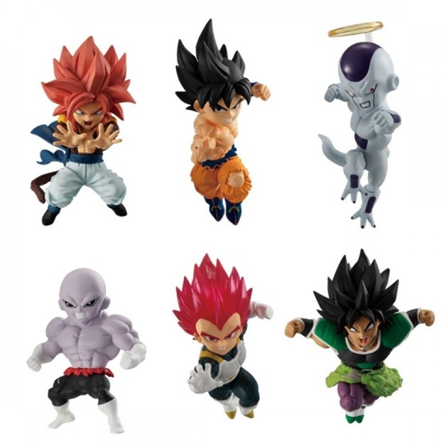 Dragon Ball Adverge Motion 3 - Assorted Design