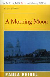 A Morning Moon by Paula Reibel image