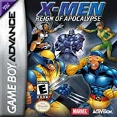 X-Men: Reign of Apocalypse for Game Boy Advance