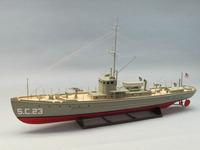 "SC-1 Class Sub-Chaser 37 1/2"" Model Kit"