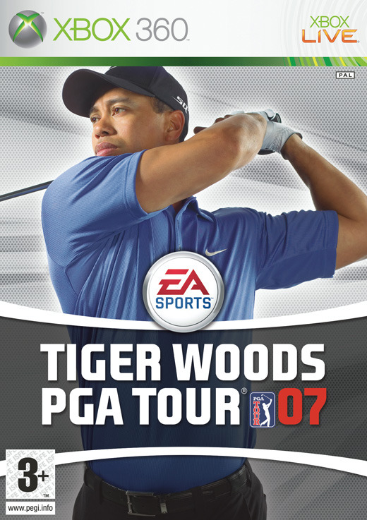 Tiger Woods PGA Tour 07 for Xbox 360