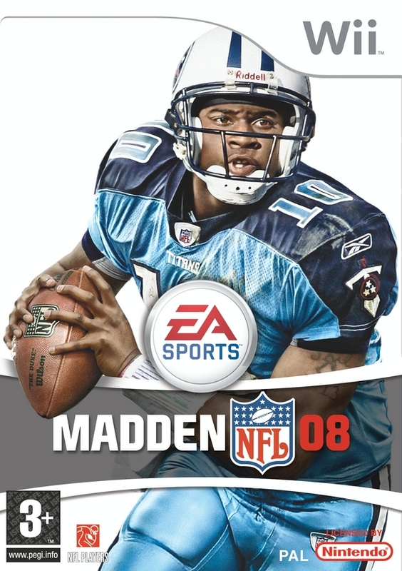Madden NFL 08 for Nintendo Wii