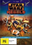 Star Wars Rebels: Spark of Rebellion on DVD