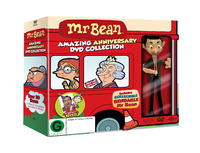 Mr Bean's 25th Anniversary Boxset on DVD