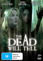 The Dead Will Tell on DVD