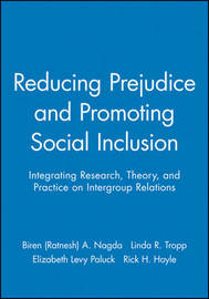 Reducing Prejudice and Promoting Social Inclusion