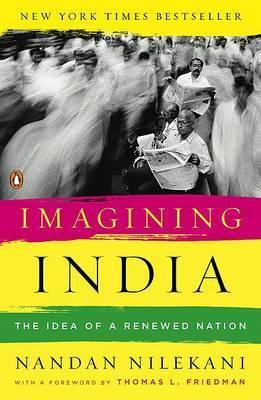 Imagining India by Nandan Nilekani image