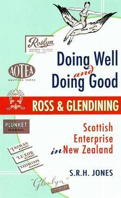 Doing Well and Doing Good by S.R.H. Jones image