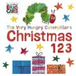 Very Hungry Caterpillar's Christmas 123 by Eric Carle