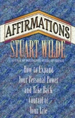 Affirmations by Stuart Wilde image