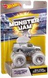 Hot Wheels: 1:64 Monster Jam Anniversary Vehicle (Chrome Mohawk Warrior)