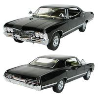 Supernatural: 1:18 1967 Chevrolet Impala - Die-Cast Replica image