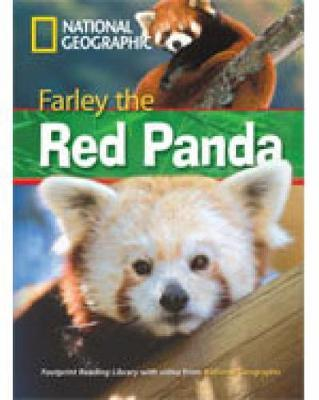 Farley the Red Panda by Rob Waring