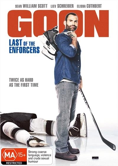Goon: Last of the Enforcers on DVD image