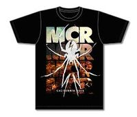 Danger Days: The True Lives Of The Fabulous Killjoys (T-shirt - Small/CD) by My Chemical Romance