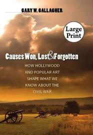 Causes Won, Lost, and Forgotten image