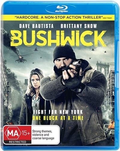 Bushwick on Blu-ray