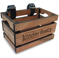 Kinderfeet: Crate - Balance Bike Accessory