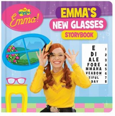 The Wiggles Emma!: Emma's New Glasses Storybook by The Wiggles image