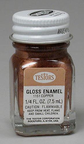 Testors: Enamel Paint - Copper image