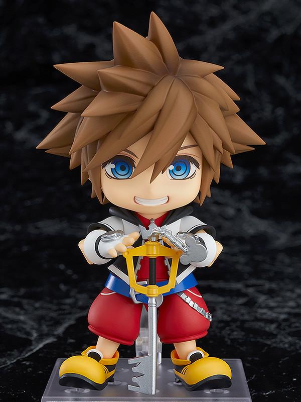 Kingdom Hearts: Nendoroid Sora - Articulated Figure