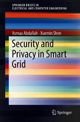 Security and Privacy in Smart Grid by Asmaa Abdallah