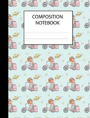 Composition Notebook by Wei Hao Law