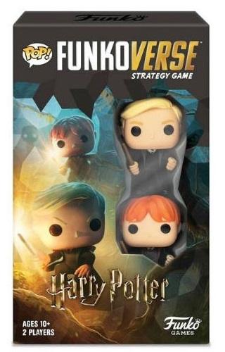 Funkoverse: Harry Potter - Board Game (2-Pk)