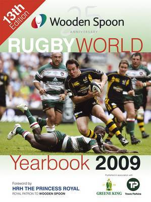 Wooden Spoon Rugby World Yearbook image