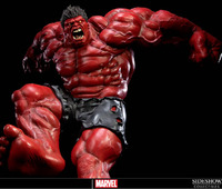 Marvel 1/5 Scale Comiquette - Red Hulk (Limited Ed. 750) image