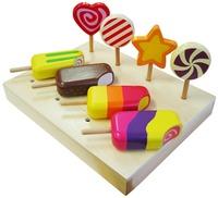 Fun Factory: Ice-Cream and Lollipops