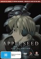 Appleseed The Movie - Special Edition (2 Disc Set) on DVD