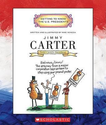 Jimmy Carter by Mike Venezia