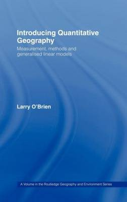 Introducing Quantitative Geography by Larry O'Brien image