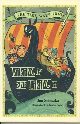 Viking it and Liking it by Jon Scieszka image